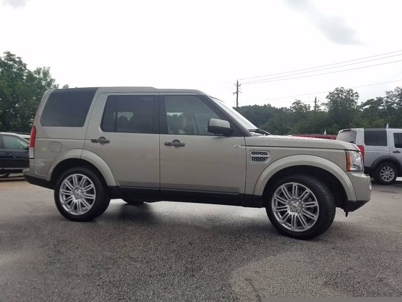 2013 Land Rover LR4 for sale at Euro Motors LLC in Raleigh NC