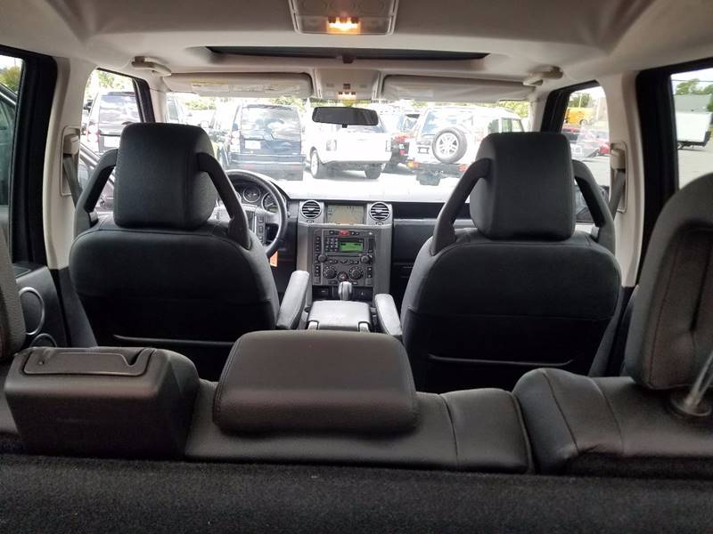 2005 Land Rover LR3 for sale at Euro Motors LLC in Raleigh NC