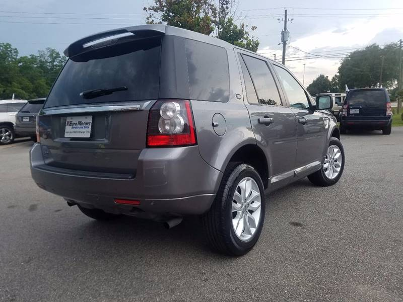 2011 Land Rover LR2 for sale at Euro Motors LLC in Raleigh NC