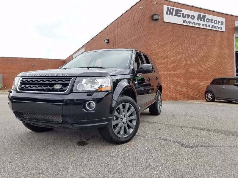 2014 Land Rover LR2 for sale at Euro Motors LLC in Raleigh NC