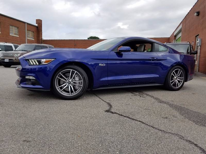 2015 Ford Mustang for sale at Euro Motors LLC in Raleigh NC