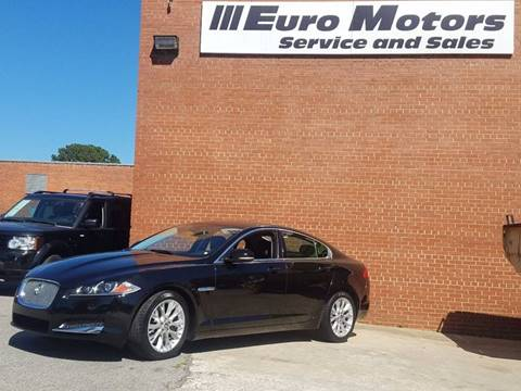 2013 Jaguar XF for sale in Raleigh, NC