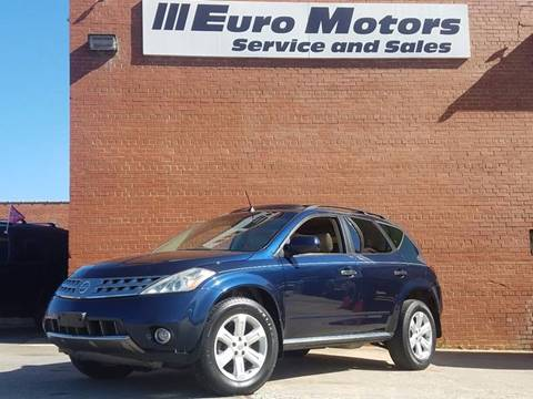 2007 Nissan Murano for sale in Raleigh, NC