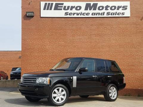 Land Rover For Sale In Raleigh Nc