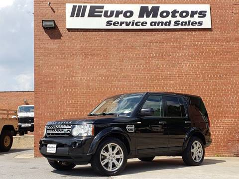 land rover lr4 for sale in north carolina. Black Bedroom Furniture Sets. Home Design Ideas