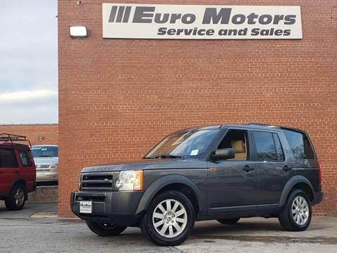 Euro Motors Llc Car Dealer In Raleigh Nc