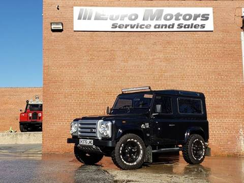 1991 Land Rover Defender for sale in Raleigh, NC