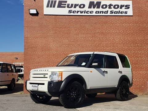 2008 Land Rover LR3 for sale in Raleigh, NC