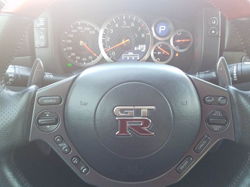 2015 Nissan GT-R for sale at Euro Motors LLC in Raleigh NC
