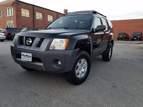 2006 Nissan Xterra for sale at Euro Motors LLC in Raleigh NC