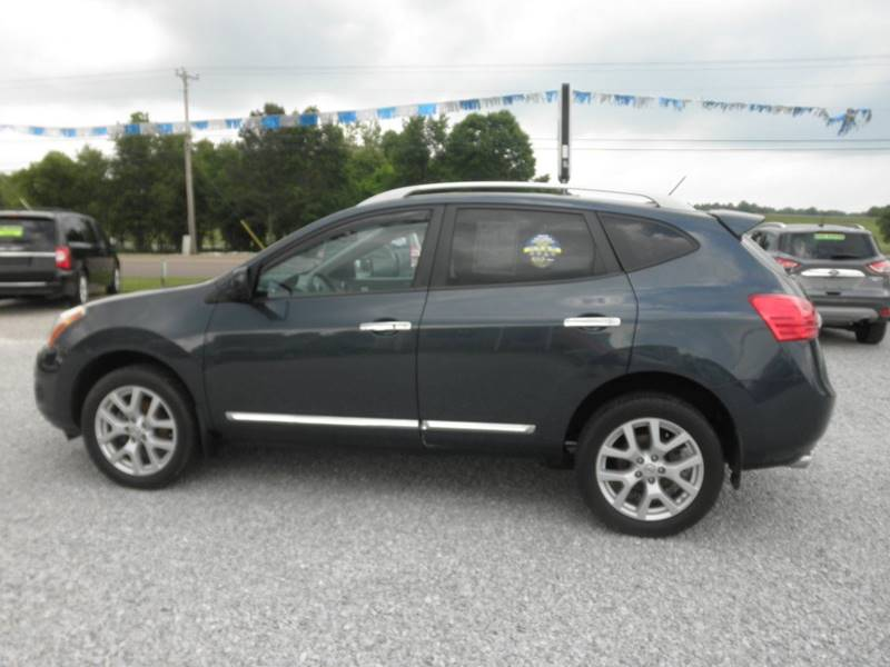 2012 Nissan Rogue SV w/SL Package 4dr Crossover - Lexington TN
