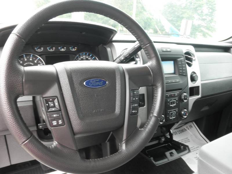 2014 Ford F-150 4x4 XLT 4dr SuperCrew Styleside 5.5 ft. SB - Lexington TN