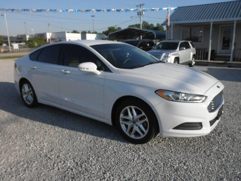 2013 Ford Fusion SE 4dr Sedan - Lexington TN