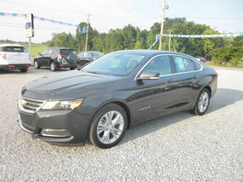 2015 Chevrolet Impala for sale in Lexington, TN