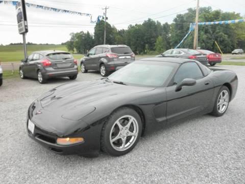 1998 Chevrolet Corvette for sale in Lexington, TN
