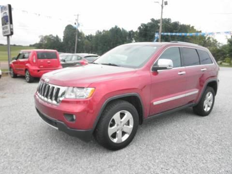 2013 Jeep Grand Cherokee for sale in Lexington, TN