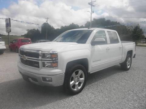 2015 Chevrolet Silverado 1500 for sale in Lexington, TN