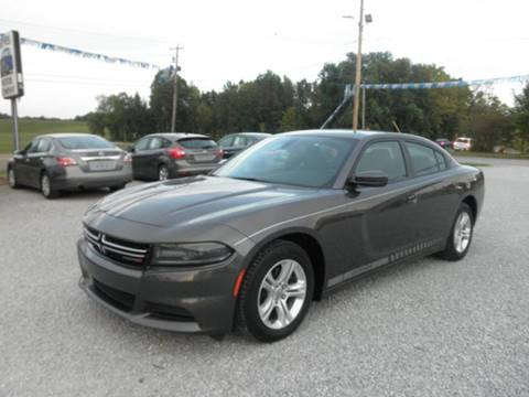2015 Dodge Charger for sale in Lexington, TN