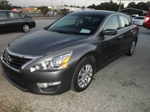 2015 Nissan Altima for sale in Lexington, TN