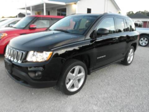 2012 Jeep Compass for sale in Lexington, TN