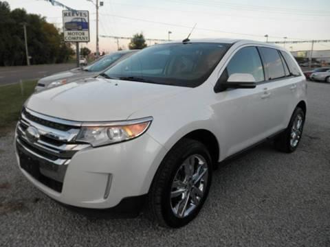 2012 Ford Edge for sale in Lexington, TN