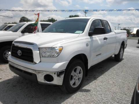 2008 Toyota Tundra for sale in Lexington, TN