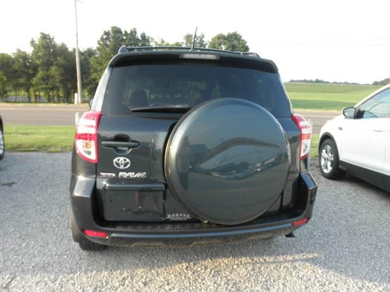 2010 Toyota RAV4 4dr SUV - Lexington TN