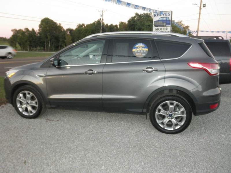 2014 Ford Escape AWD Titanium 4dr SUV - Lexington TN