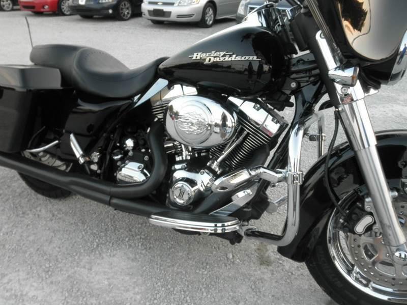 2007 Harley-Davidson Street Glide  - Lexington TN