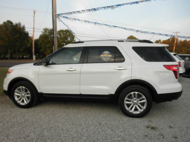 2015 Ford Explorer XLT 4dr SUV - Lexington TN