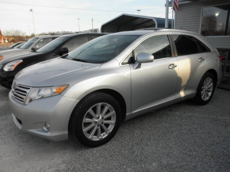 2010 Toyota Venza FWD 4cyl 4dr Crossover - Lexington TN