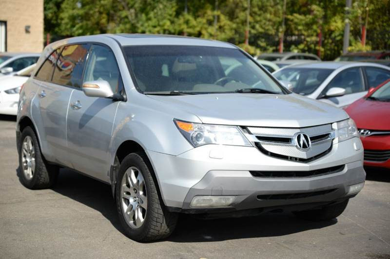 2009 Acura Mdx car for sale in Detroit
