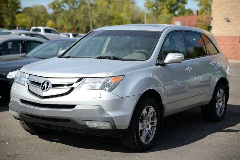 2009 Acura MDX for sale at Car Source in Detroit MI