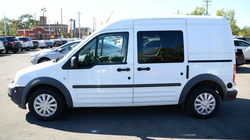 2013 Ford Transit Connect for sale at Car Source in Detroit MI