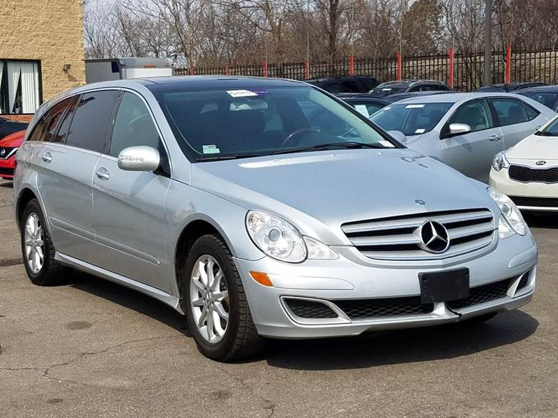 2006 Mercedes-Benz R-class car for sale in Detroit