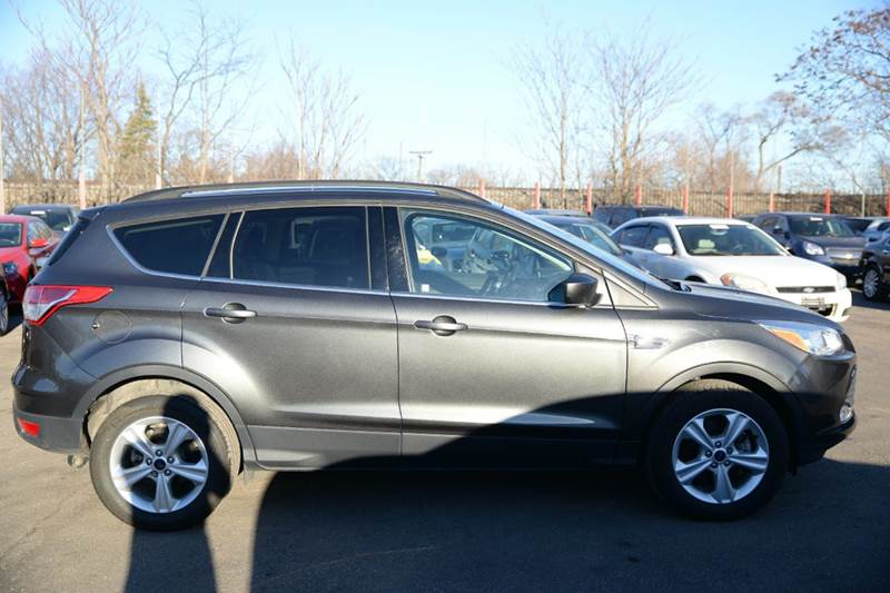 2016 Ford Escape for sale at Car Source in Detroit MI