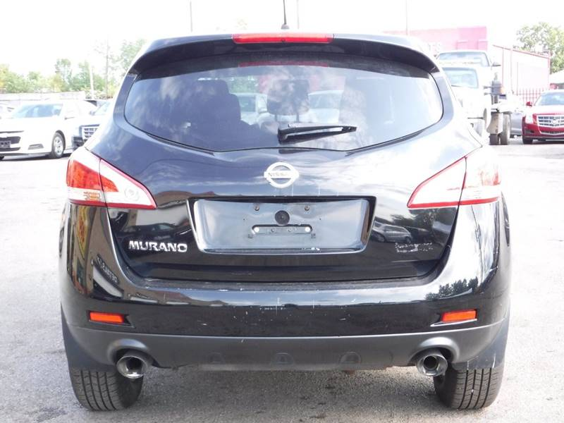 2012 Nissan Murano for sale at Car Source in Detroit MI