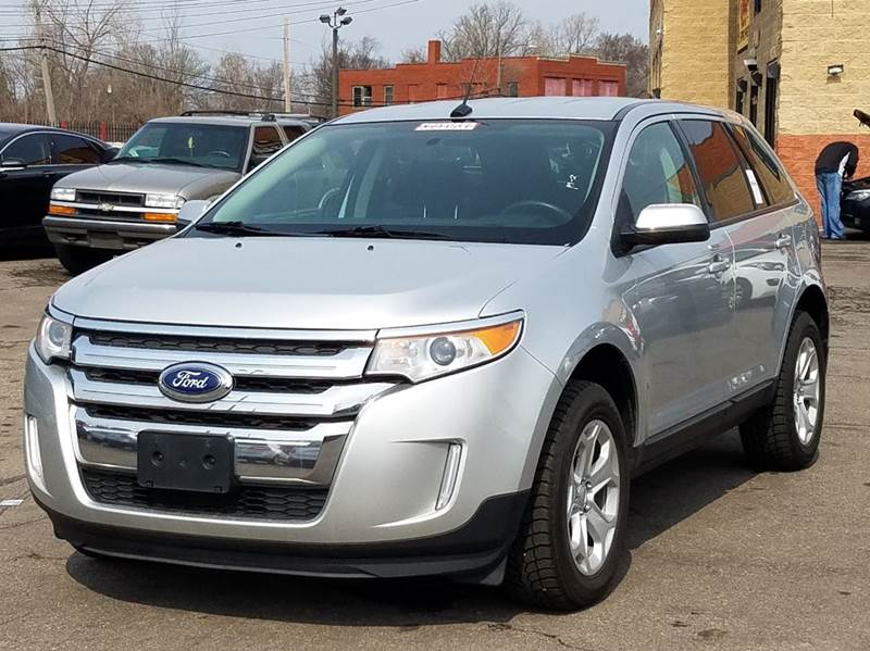 2014 Ford Edge for sale at Car Source in Detroit MI
