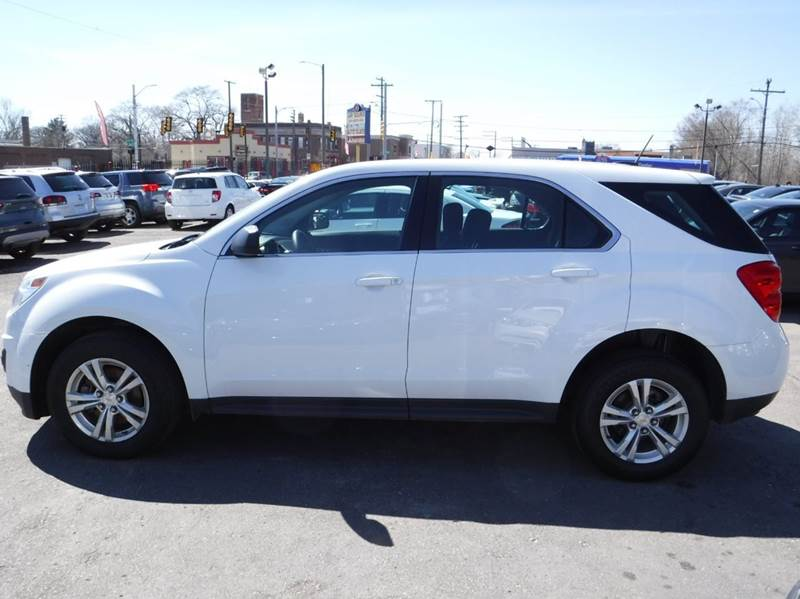 2015 Chevrolet Equinox for sale at Car Source in Detroit MI