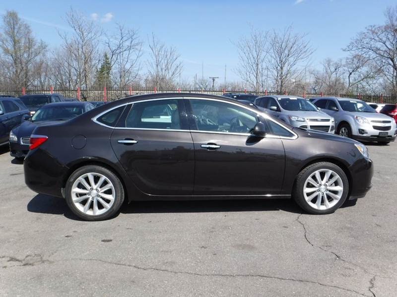 2014 Buick Verano for sale at Car Source in Detroit MI