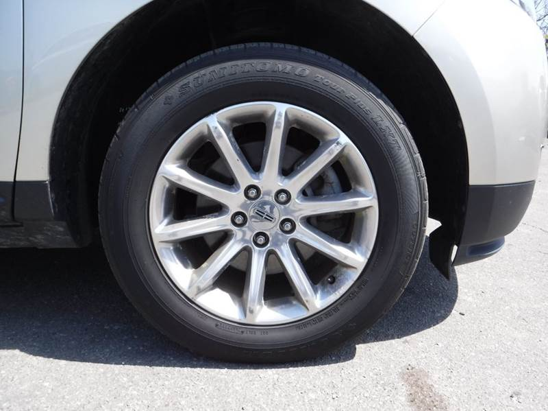 2011 Lincoln MKX for sale at Car Source in Detroit MI