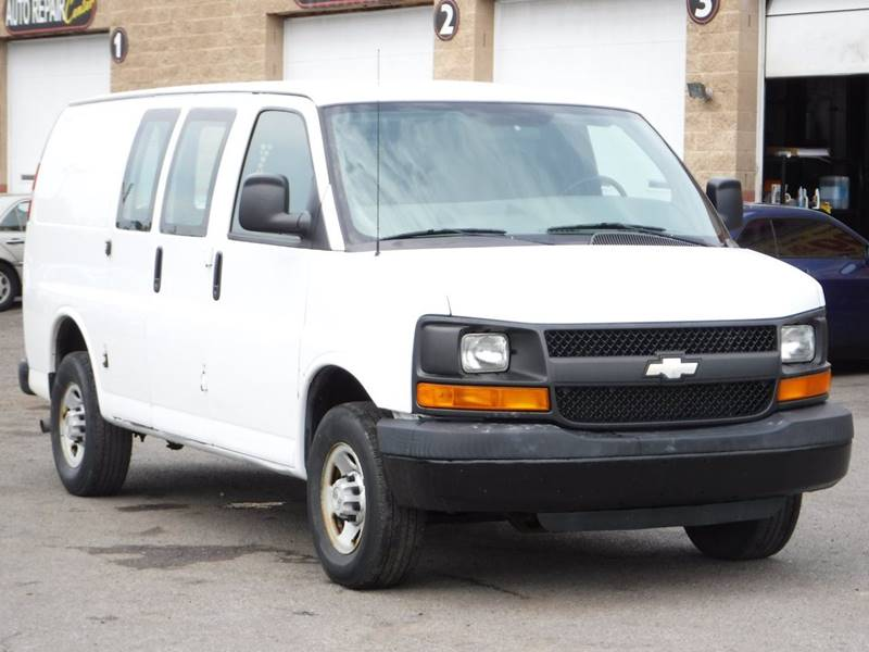 2007 Chevrolet Express Cargo car for sale in Detroit