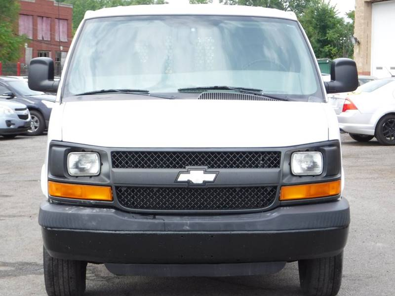 2007 Chevrolet Express Cargo for sale at Car Source in Detroit MI