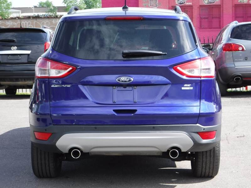 2015 Ford Escape for sale at Car Source in Detroit MI