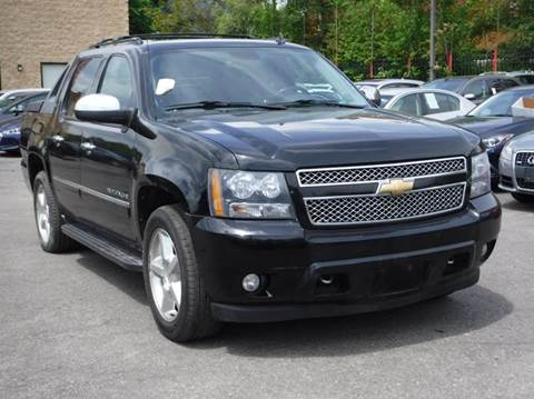 2010 Chevrolet Avalanche for sale at Car Source in Detroit MI