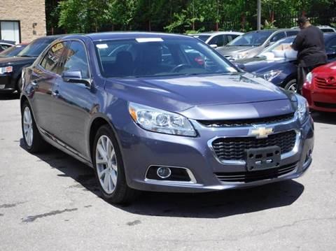 2014 Chevrolet Malibu for sale at Car Source in Detroit MI