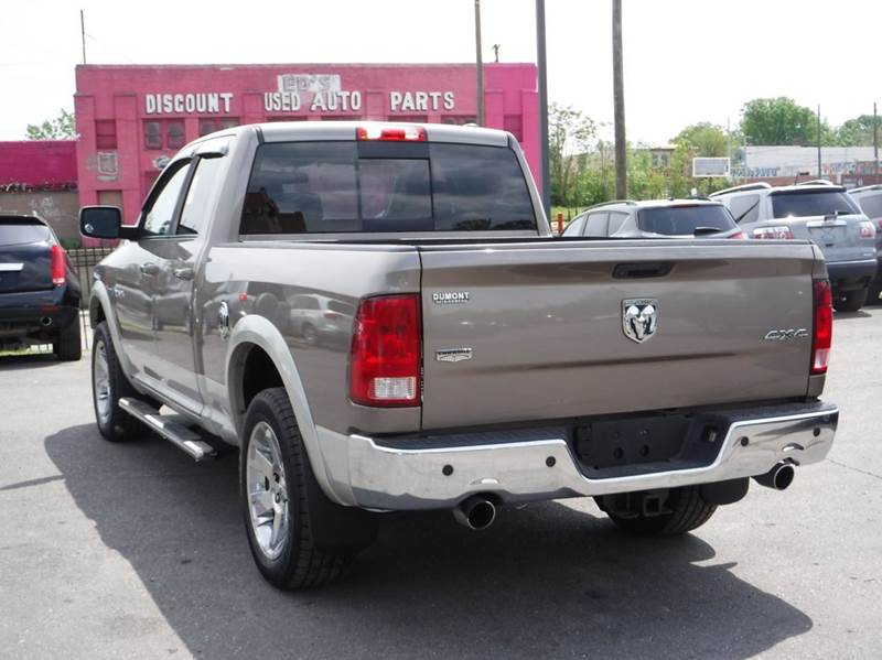 2010 Dodge Ram Pickup 1500 for sale at Car Source in Detroit MI