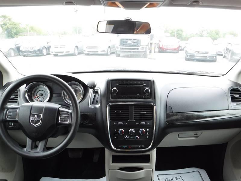 2012 Dodge Grand Caravan for sale at Car Source in Detroit MI