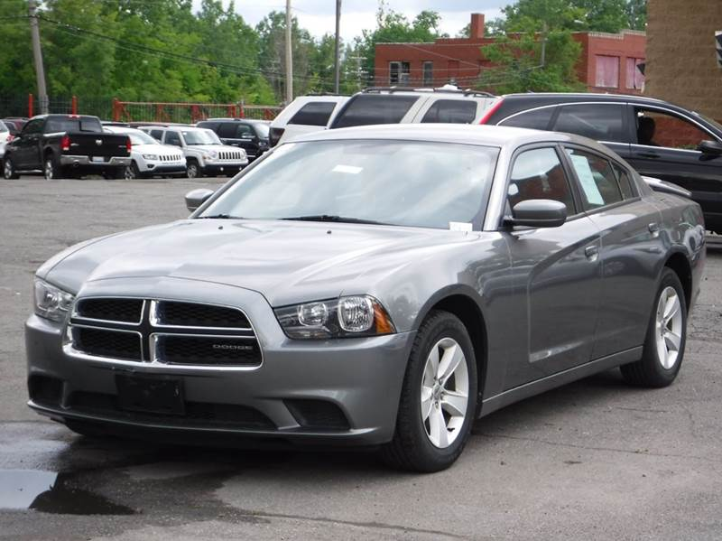 2012 Dodge Charger for sale at Car Source in Detroit MI