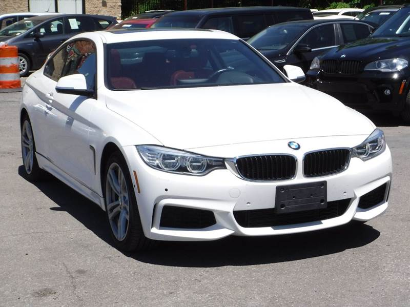 2014 BMW 4 Series for sale at Car Source in Detroit MI